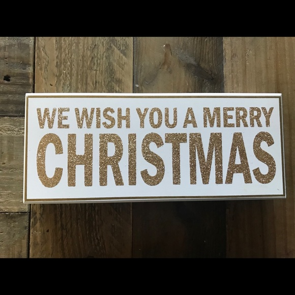 Other - Christmas Sign